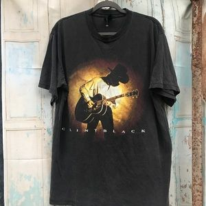 Clint Black vintage 95' shirt
